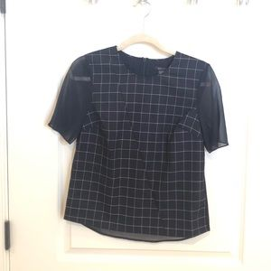 (NWT) A/X ARMANI EXCHANGE Blouse